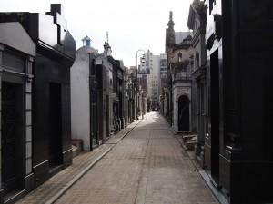Cementerio de la Recoleta (Cemetery), Buenos Aires