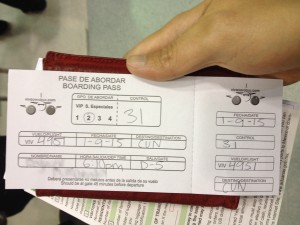 Viva's high-tech ticketing system.