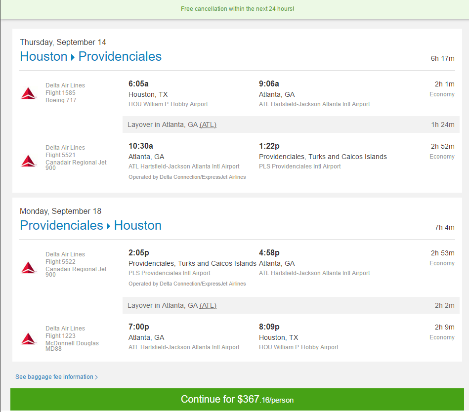 The Momondo platforms has won awards for having the best flight comparison tools, and considering just how saturated and competitive that market is, that is an impressive feat. Momondo conducts a cross-search between airlines, travel sites, and low cost carriers to come up with the best results for travelers.